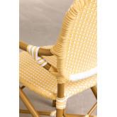 Cadeira de jardim em vime sintético Alisa, imagem miniatura 6