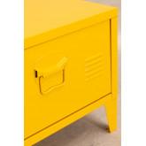 Mesa de centro com armário de metal Pohpli, imagem miniatura 5
