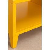 Mesa de centro com armário de metal Pohpli, imagem miniatura 6