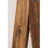 Cabide de madeira reciclada Arcieh, imagem miniatura 5