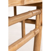 Mesa de bambu (150x80 cm) Marilin, imagem miniatura 4