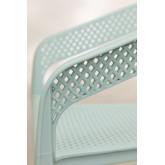 Cadeira ao ar livre com braços Frida, imagem miniatura 5