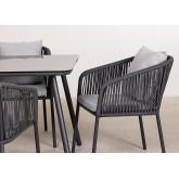 Conjunto de 4 cadeiras e mesa Arhiza Supreme Arhiza, imagem miniatura 4