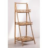 3 prateleiras em bambu Oki, imagem miniatura 2