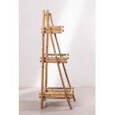 3 prateleiras em bambu Oki, imagem miniatura 3