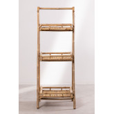 3 prateleiras em bambu Oki, imagem miniatura 4