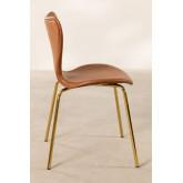 Cadeira de jantar Uit Leatherette, imagem miniatura 3