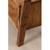 Cabide de madeira reciclada Arcieh, imagem miniatura 4