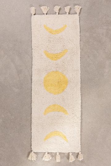 Tapete de banho de algodão (130x40 cm) Nocti