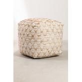 Saco quadrado de algodão finx , imagem miniatura 3