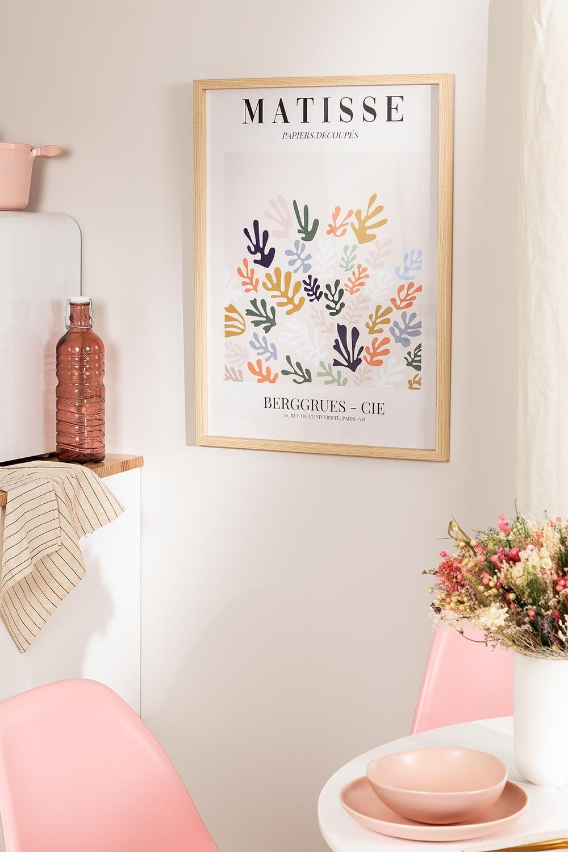 Folha Decorativa (50x70 cm) Fúlias, imagem de galeria 1
