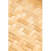 Bandeja Decorativa em Bambu Sikar, imagem miniatura 4