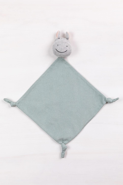 Edredom de algodão infantil gisli, imagem de galeria 1