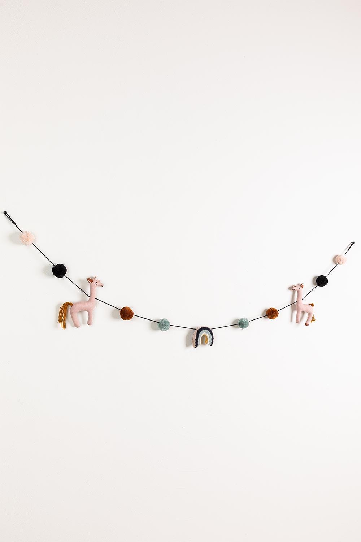 Nef Kids Decorative Garland, imagem de galeria 1
