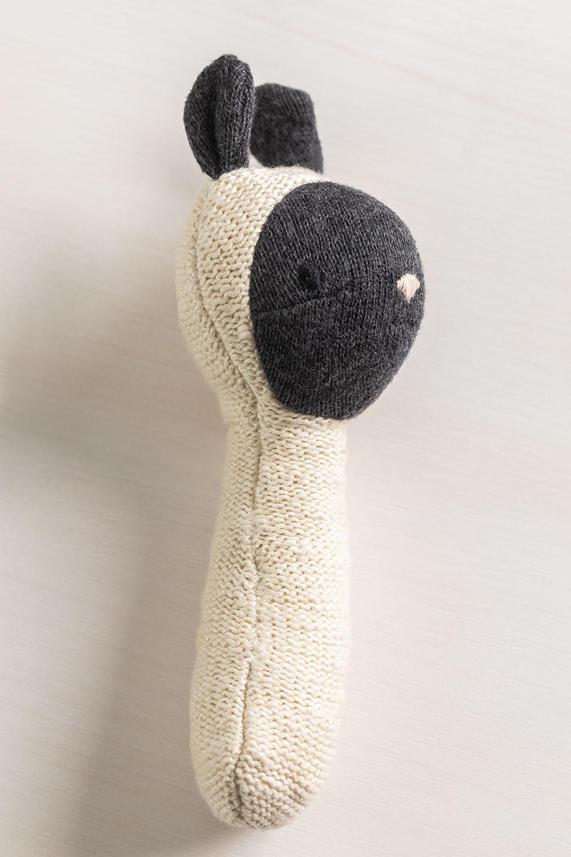 Woll Kids Cotton Rattle, imagem de galeria 1