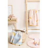 Cobertor infantil de algodão ellie, imagem miniatura 1