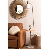 Espelho de parede redondo de metal nazar, imagem miniatura 6