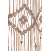 Cortina macramê (215x110 cm) Luana, imagem miniatura 4