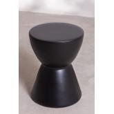 Mesa lateral redonda de cerâmica tao, imagem miniatura 2