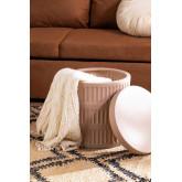 Blaci mesa lateral redonda de cerâmica, imagem miniatura 2