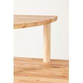 Arlan Wood Corner Desk, imagem miniatura 6