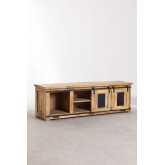 Gabinete de TV Uain Mango Wood, imagem miniatura 4