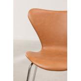 Cadeira de jantar Uit Leatherette, imagem miniatura 5