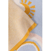 Cobertor infantil de algodão ellie, imagem miniatura 4