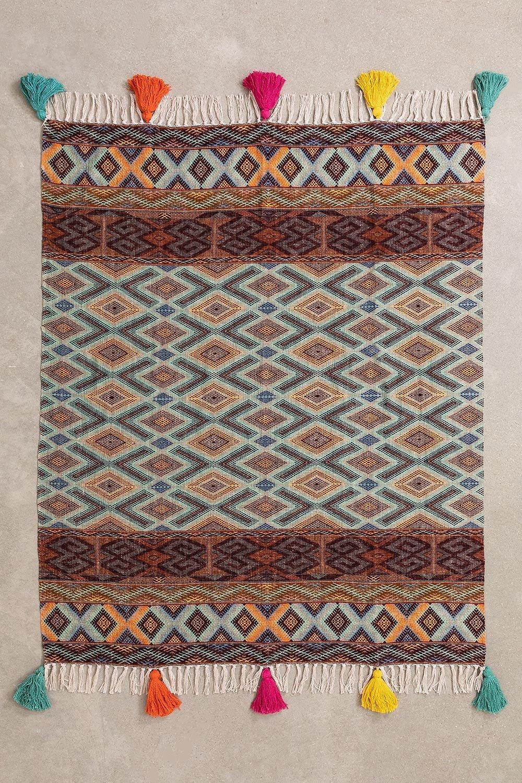 Manta Plaid de Algodão Axi, imagem de galeria 1