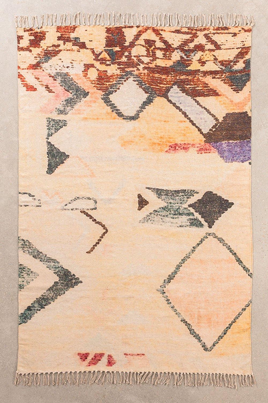 Tapete de algodão (185x122 cm) Zubeyr, imagem de galeria 1