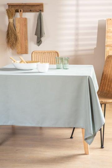 Toalha de mesa lisa (150 x 250 cm) Arvid