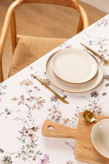 Toalha de mesa de algodão (150x200 cm) Anahi