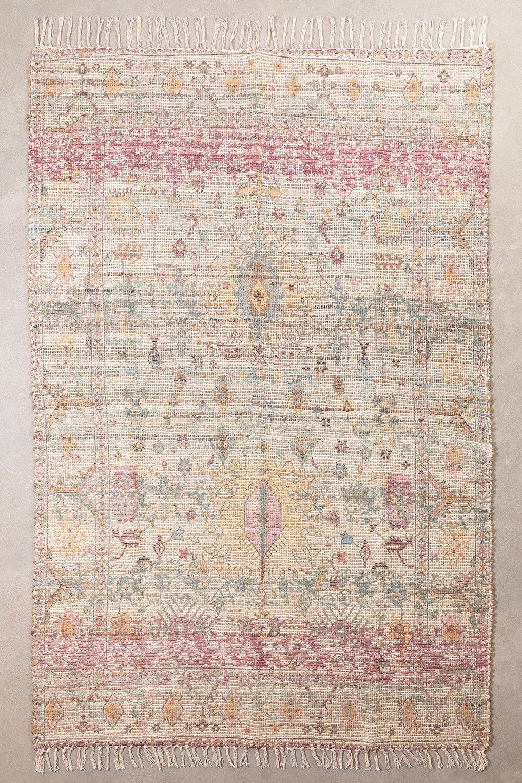 Tapete de juta e tecido (284x174 cm) Demir, imagem de galeria 1