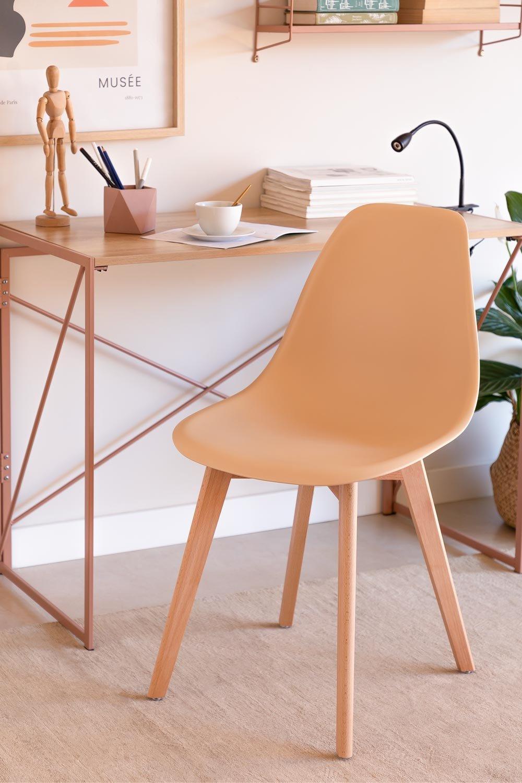 Cadeira Brich Scand Nordic, imagem de galeria 1