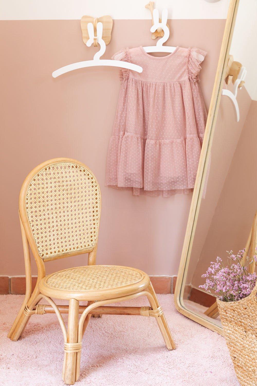Cadeira de Rattan Tittus Kids, imagem de galeria 1