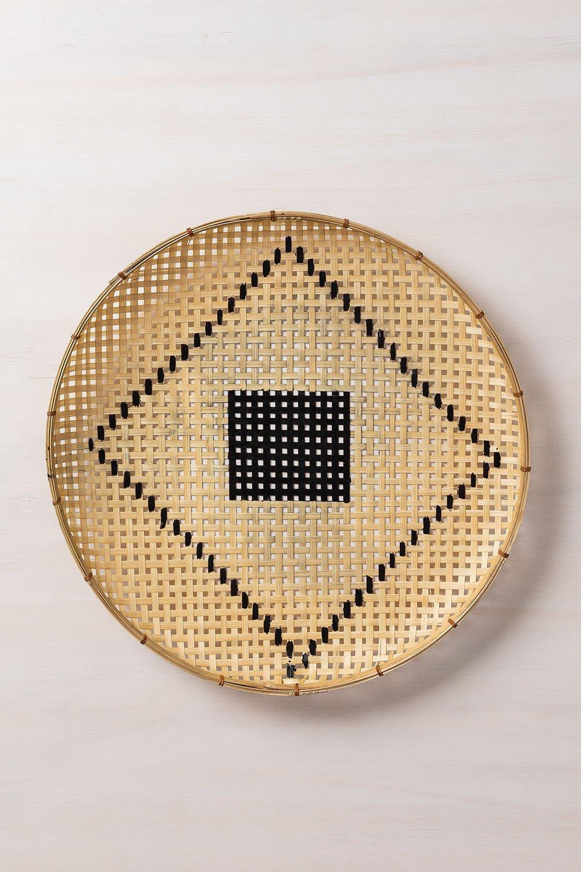 Placa decorativa Kudri, imagem de galeria 1