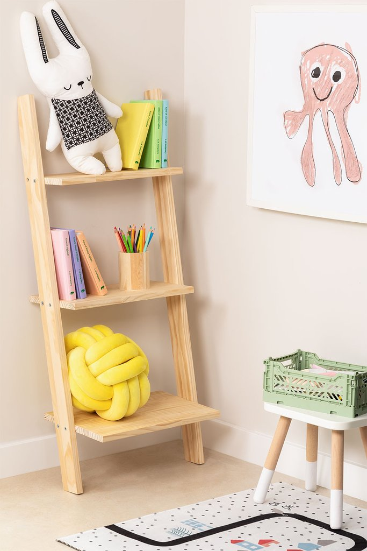 Hadson Kids Wood Shelf, imagem de galeria 1