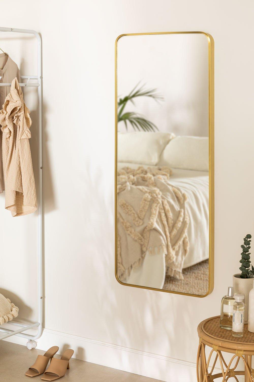 Espelho de parede retangular Evel , imagem de galeria 1