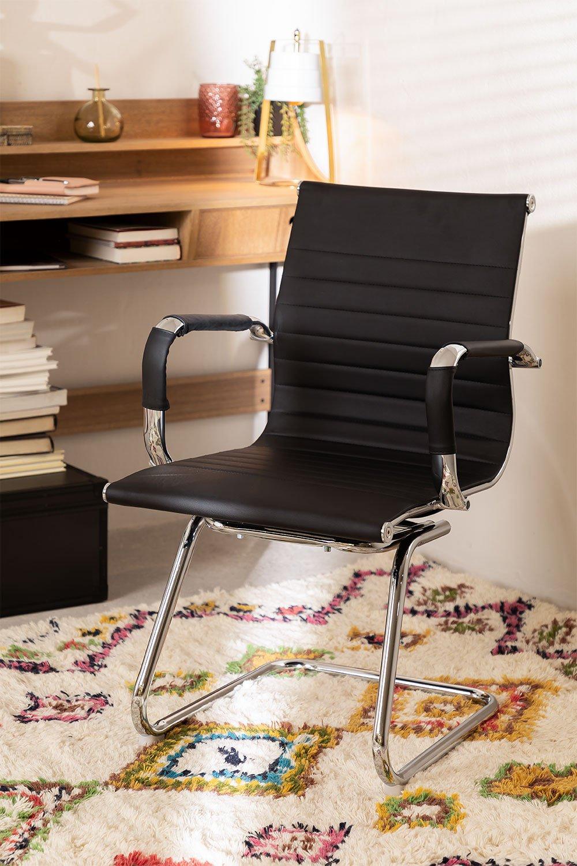 Cadeira de Escritório com Apoio de braços Romy , imagem de galeria 1