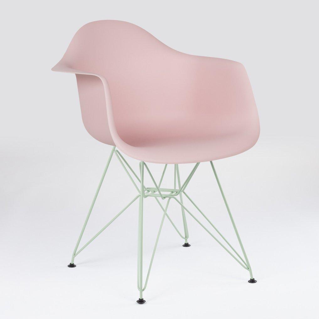 Cadeira de jantar Scand Brich Mate , imagem de galeria 1