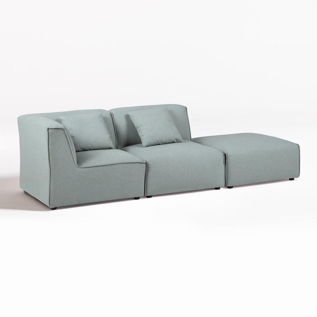 Sofá Modular em Tecido Aremy, imagem de galeria 1