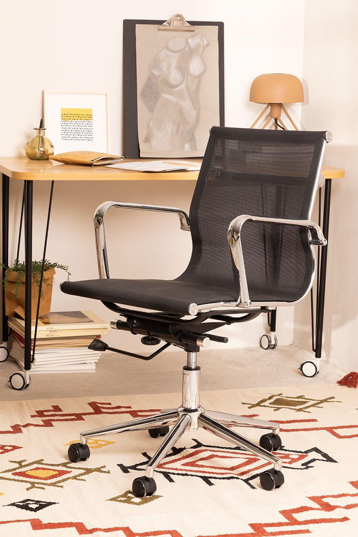 Cadeira de Escritório com Rodas Chrim, imagem de galeria 1
