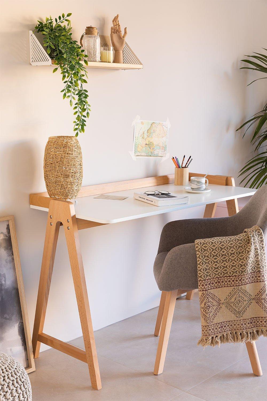Kailo Wood Desk, imagem de galeria 1