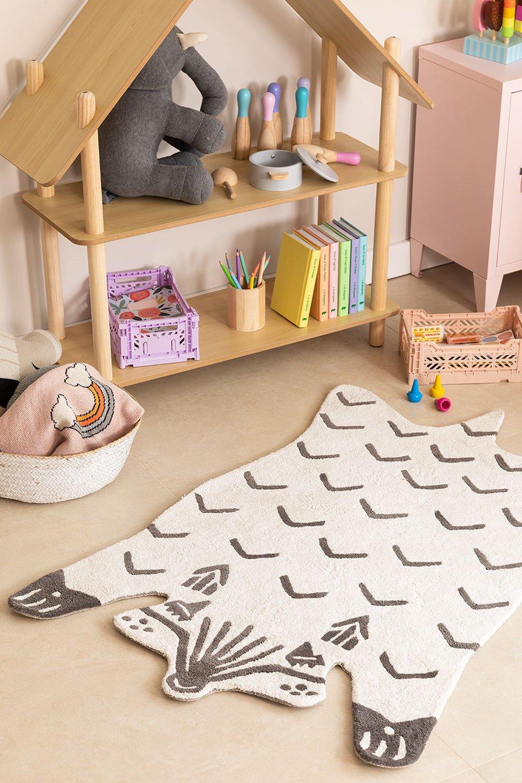 Tapete de algodão (120x80 cm) Scubi Kids, imagem de galeria 1