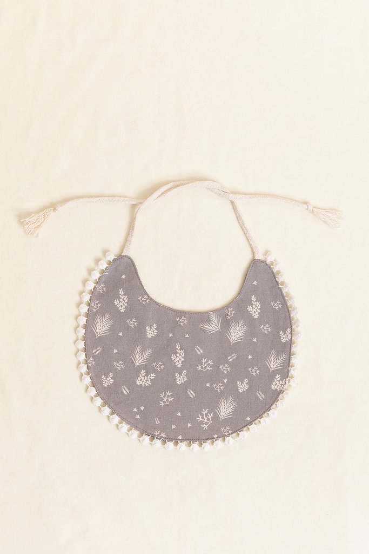 Babete de algodão buba infantil, imagem de galeria 1