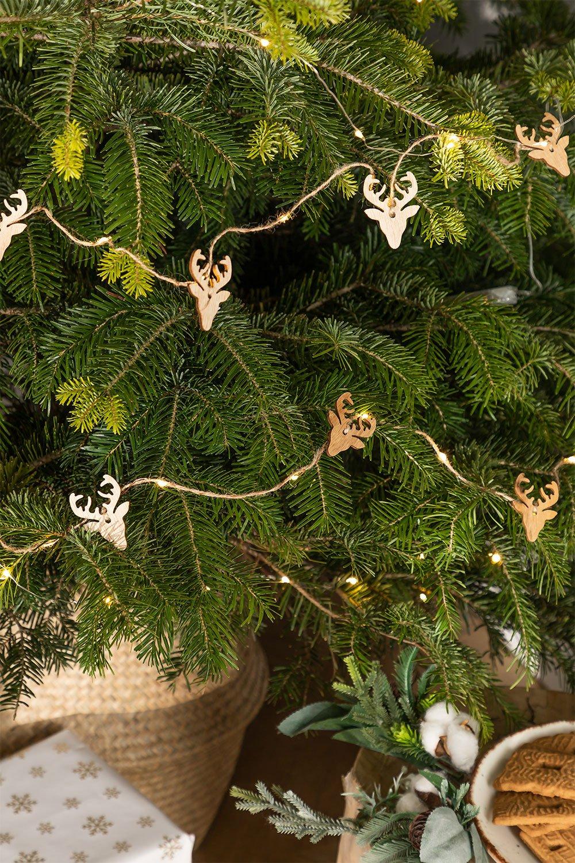 LED Christmas Garland 220 cm Linda, imagem de galeria 1