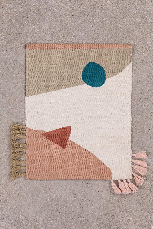 Mantel Individual de Algodón Patrik, imagem de galeria 1