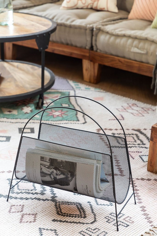 Estante para revistas em Metal Bak, imagem de galeria 1