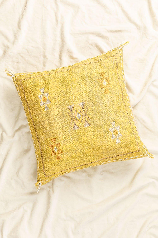 Almofada quadrada de algodão (50x50 cm) Asplem, imagem de galeria 864651