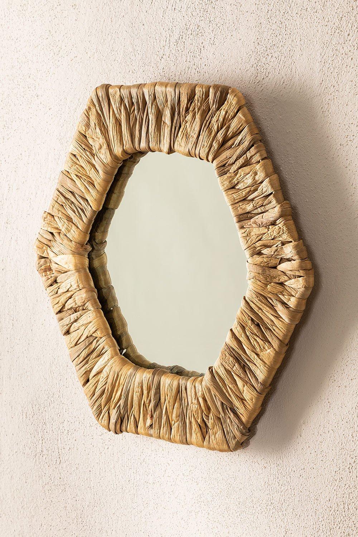 Espelho de parede edmon, imagem de galeria 1